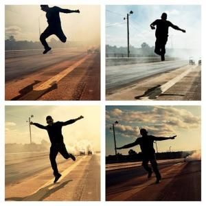 """""""Never stop trying to fly"""" Usher"""
