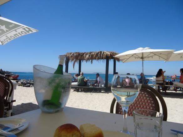 Grand Cafe & Beach, in Granger Bay.