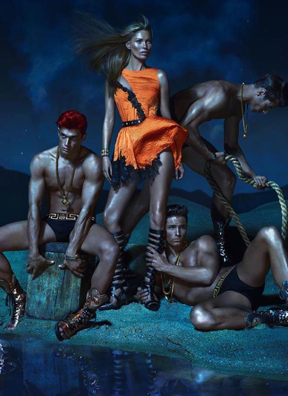 Versace - 2013 Ad Campaign