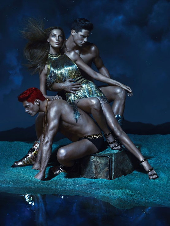 Versace - 2013 Ad Campaign