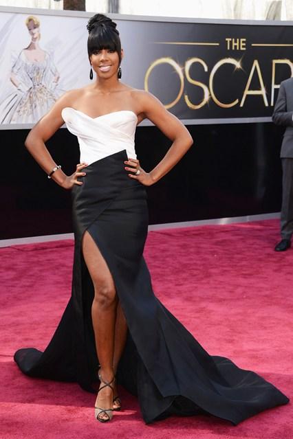 Kelly Rowland Oscars 2013