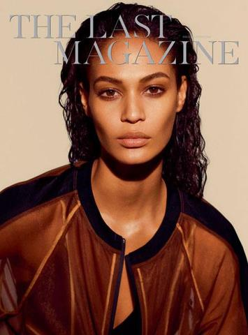 Joan Smalls for The Last Magazine Spring/Summer 2013