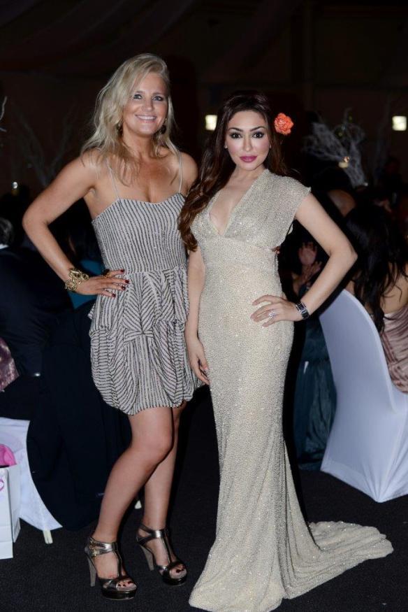 MD of VIVID Luxury, Anina Malherbe and Tarina Patel