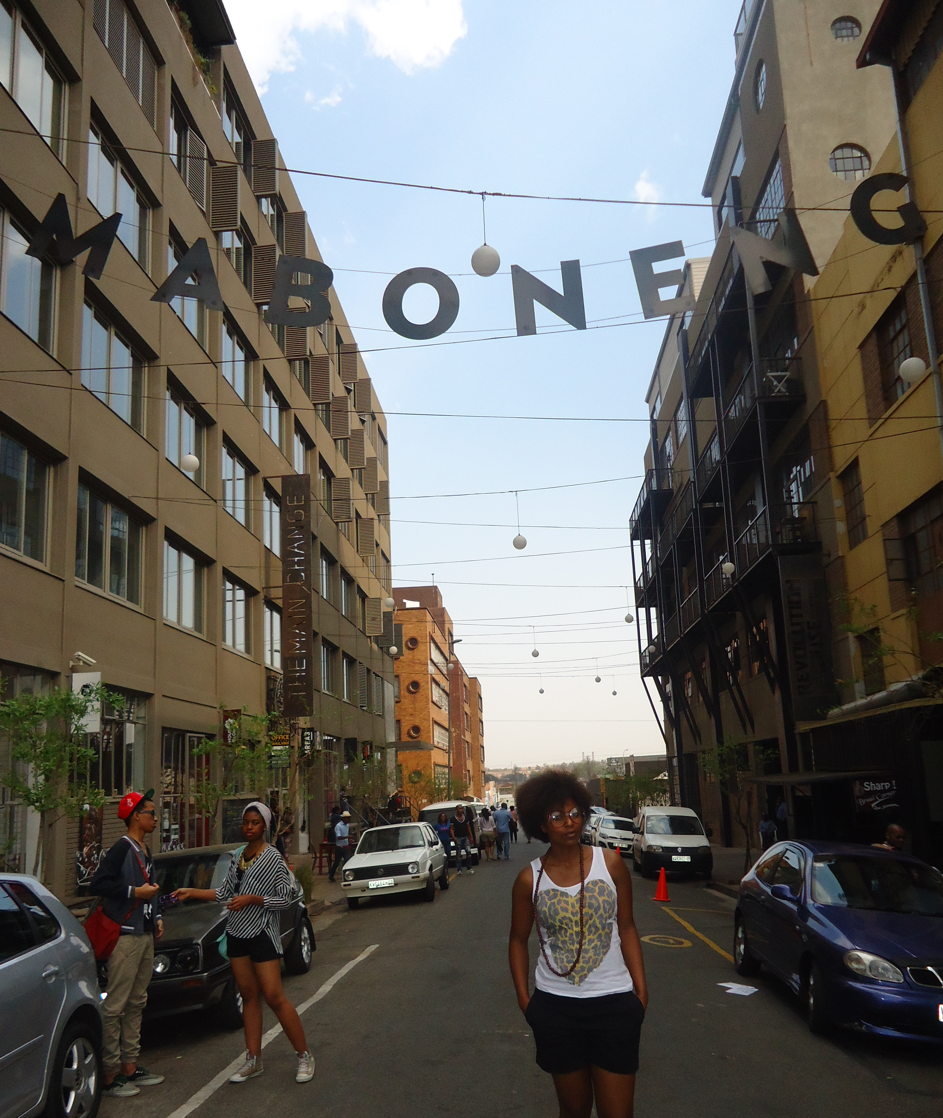 Neighbourgoods Market (Johannesburg) And The Maboneng