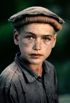 Nuristan Province, Afghanistan. Steve McCurry