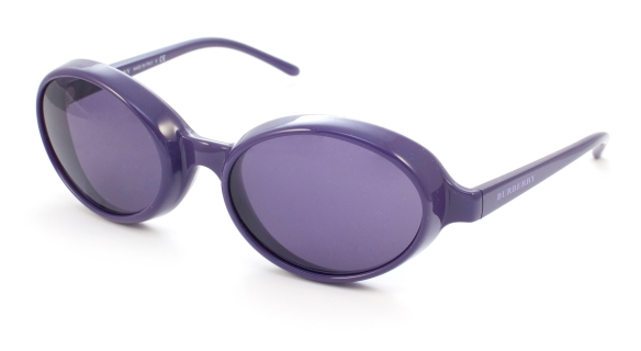 Burberry - Violet sunglasses