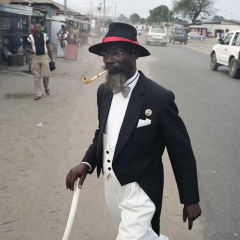 Le Sapeurs of Congo