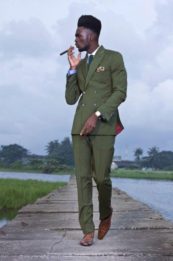 gentlemen, this is how you should suit up