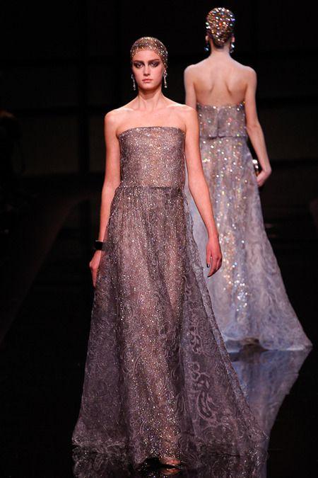 Armani Privé | Spring 2014 Couture Collection