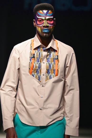 Fundudzi Man by Craig Jacobs