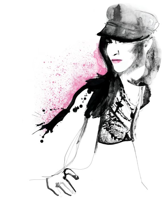Madonna by Caroline Tomlinson