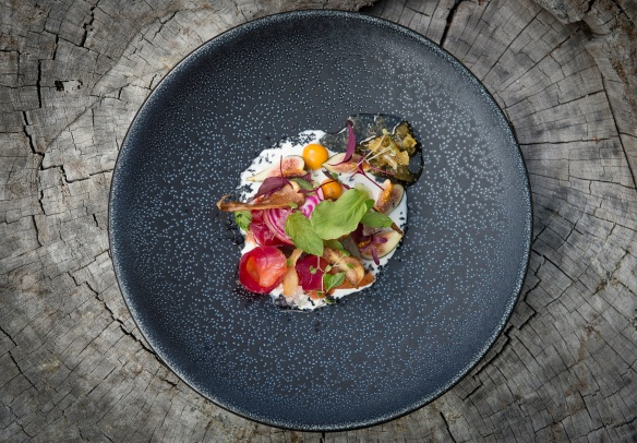Tintswalo Atlantic Black salt cream. Japanese chilli cured salmon. fresh fig. gooseberries. 1MB.jpg